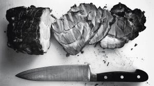Fancy steak knives