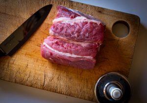 Sharp select steak knives